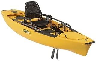 Hobie Mirage 180 Pro Angler 14 Kayak Golden Papaya