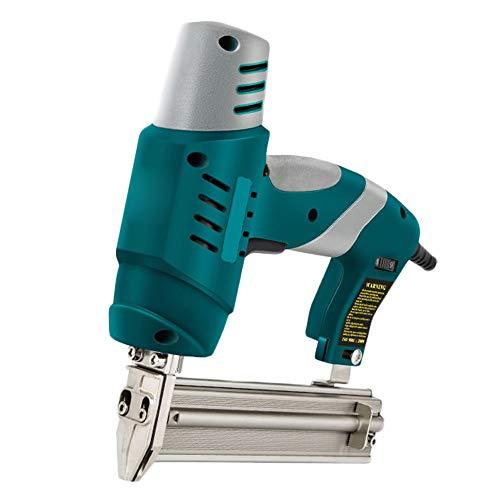 ASWT-2-in-1 Elektrischer Nägel Tacker 0,2 MPa, Nagelpistole Elektrisch, Elektrischer Nagler, Handbetriebenes Nagelwerkzeug Elektrische Nagelpistole Elektro Tacker Für Holz