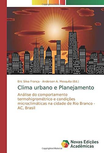 Clima urbano e Planejamento: Análise do comportamento
