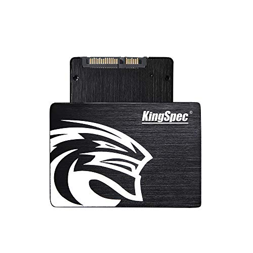 "KingSpec 180GB unità a Stato Solido 2.5"" Interno da SSD (Q-180)"