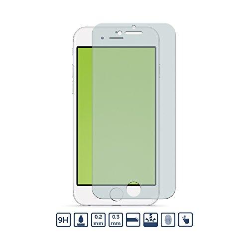 FEDER FGL27 Proteggi Schermo con Spessore da 0.3 mm per Nokia Lumia 520 in Vetro Temperato, Trasparente