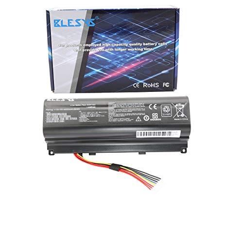 BLESYS A42N1403 Akku A42LM93 4ICR19/66-2 Kompatibel mit Laptop Batterie ASUS G751 G751J-BHI G751JL G751JT G751JM G751JY GFX71JY4710 GFX71JY4860 G751JT-CH71 G751J-BHI7T25 GFX71JY Notebook Akku