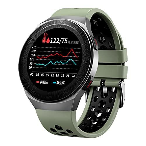 MT3 8G Reloj Inteligente Llamada inalámbrica Pantalla táctil Completa Impermeable SmartwatchGray257 * 47 * 21 mm