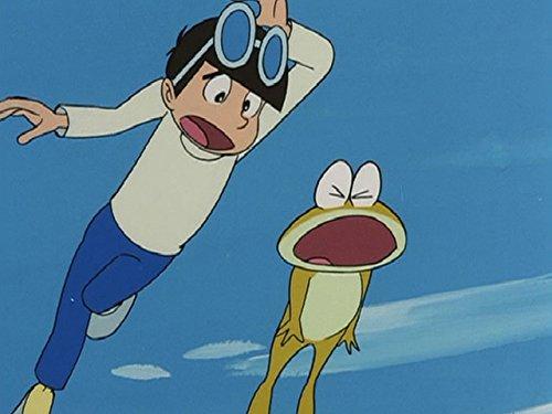 ピョン吉誕生の巻 / 平面ガエルはつらいよの巻