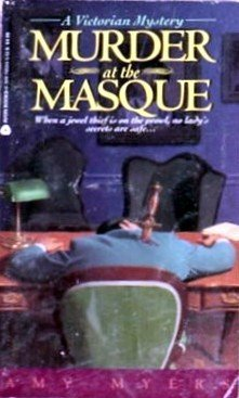 Murder at the Masque - Book #4 of the Auguste Didier