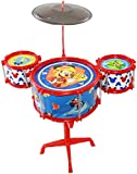 Disney Mickey Mouse Drum Set Multi - Color Standard -