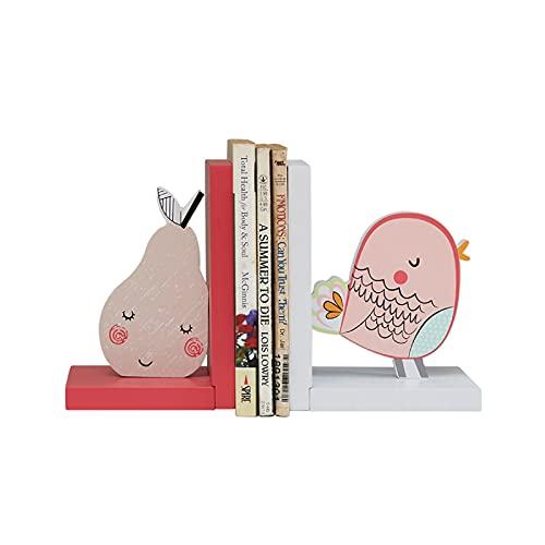 ZYUJ Libro Finaliza para el hogar Decorativo, Moderno Dibujos Animados Simple y Creativo Cuadro de Dibujos Animados Lindos para la Escuela de oficinas.