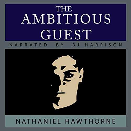 The Ambitious Guest audiobook cover art