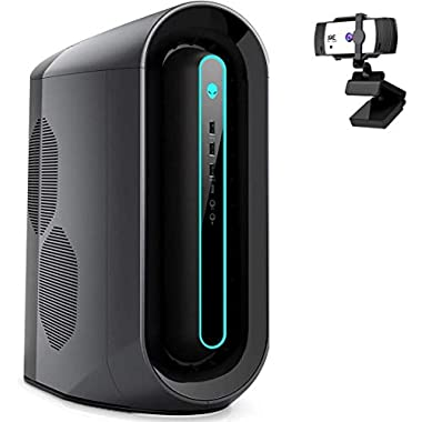 Alienware R11 Gaming Desktop, Intel Core i7-10700F, NVIDIA GeForce RTX 2060, 32GB DDR4 Memory, 1TB PCIe Solid State…