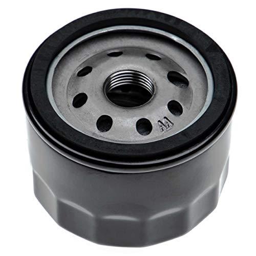 vhbw Ölfilter Ersatzfilter passend für Kawasaki FB460V, FC420V, FC540V, FD501D, FD590V, FR651V, FR691V, FR730V Motor für Rasenmäher, Radlader