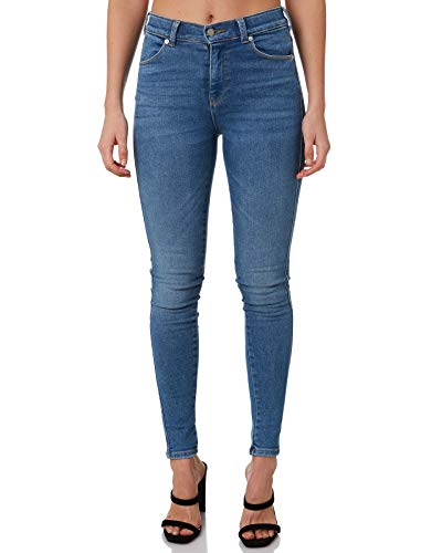 Dr. Denim Jeans Slim Lexy, M, Denim