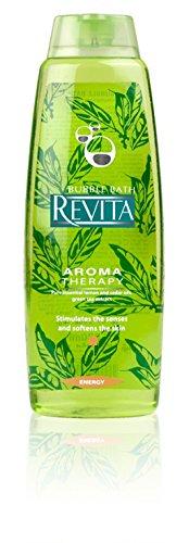 Revita Aromaterapia Energia - Burbujas Baño Aceites
