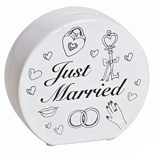 Unbekannt Hucha desconocida Just Married Boda Matrimonio