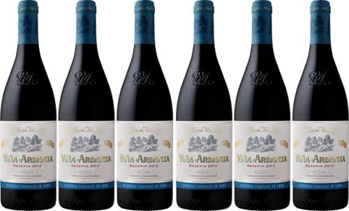 VIÑA ARDANZA - RIOJA TINTO RESERVA - caja de 6 botellas de 75 cl. - Envío GRATIS - LA RIOJA ALTA - añada actual disponible en bodega