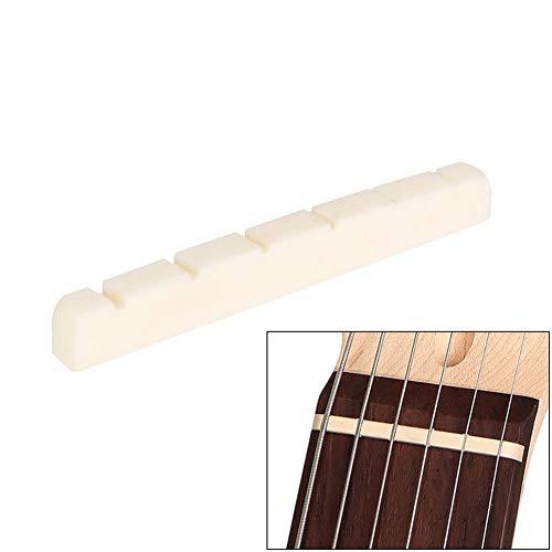 waterfaill 42mm / 1.65in Tuerca De Hueso para Guitarra Eléctrica De 6...