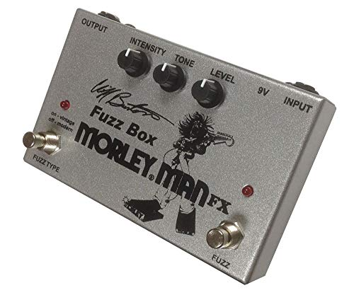 Cliff Burton Morley Effects pedal
