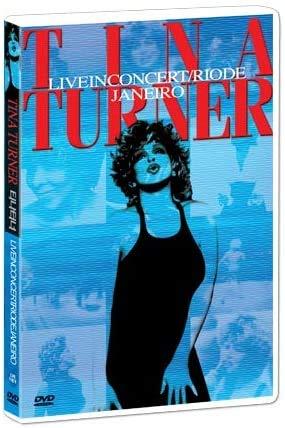 Tina Turner : Live In Concert Rio De Janeiro (1988) All Region