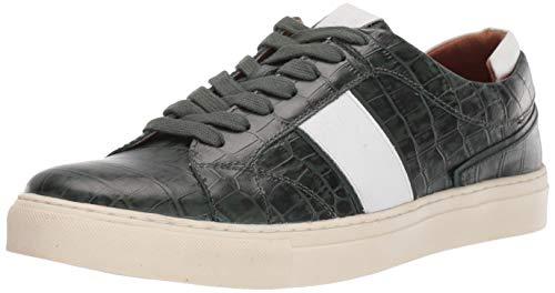 Donald J Pliner Men's Sneaker, Forest, 9