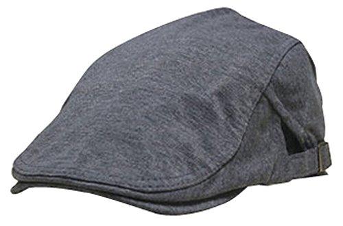 Blancho Rétro Chapeau Hommes et de Baseball Femmes Hat Fashion Cap Heather Grey