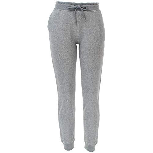 GANT Damen Jogginghose Sweat Pants Tonal Shield in Grau (93) Größe XXL