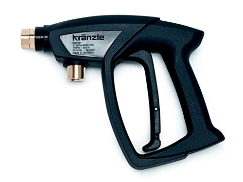 Hogedrukpistool hogedrukreiniger Kränzle M2000 kort, ingang R 3/8 inch IG-uitgang R 1/4 inch IG