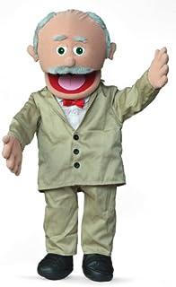 """Pops"" Hispanic 80cm Professional Full/Half Body Puppet"