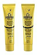 Dr. PAWPAW Original Balm 25ml x2 Multipack - Multi-Purpose Balm, PawPaw Lip Balm, Lip Balm, Skin Pri...
