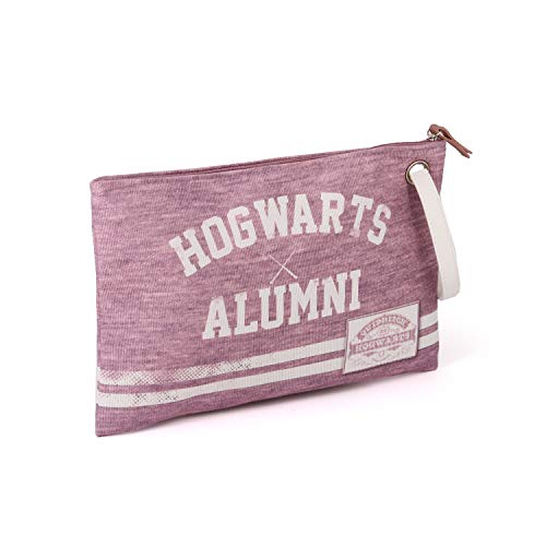Karactermania Harry Potter Alumni - Bolsa de Aseo, Multicolor, 29.5 cm