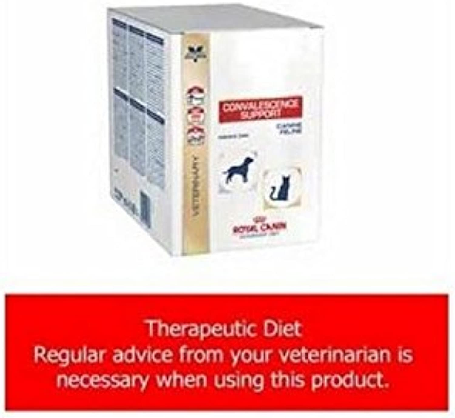 Royal Canin Convalescence Support Clinical Canine Feline Instant 10 x 50g (500g)