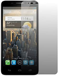"2 x Slabo displayskyddsfolie Alcatel One Touch Idol (6030D) skärmskydd folie ""No Reflexion|Ingen reflektion"" MATT – återsp..."
