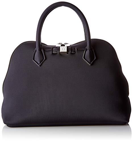 save my bag Princess Midi, Borsa a Mano Donna, Nero (Nero), 36x26x16 cm (W x H x L)