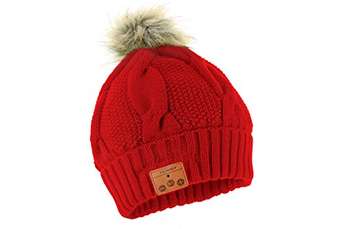 Bluetooth Beanie Hat For Women