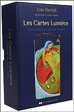 Les Cartes Lumière (Coffret) - Pour transformer vos parts d'ombre de Lise Bartoli