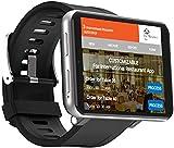 Smartwatch 2,8 Zoll großer Bildschirm Smart Watch große Batterien 3 + 32G großer Speicher Navigation Smartphone 3+32G-silber 3+32G