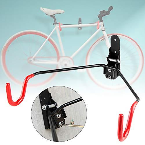 szlsl88 9-delig/set mountainbike houder, hangende fietsendrager, fiets wandhouder haak indoor bike plank rek