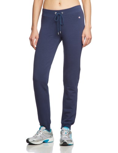Champion Damen Jogginghose Rib Cuff Pants, Marine, XL, 106654