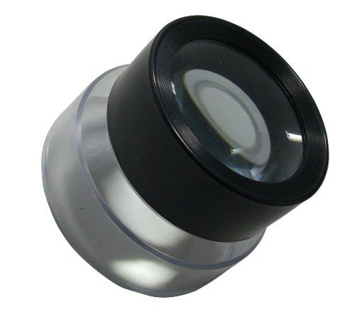 TSK ルーペ 卓上用 倍率6倍 レンズ径65mm DO-10DX