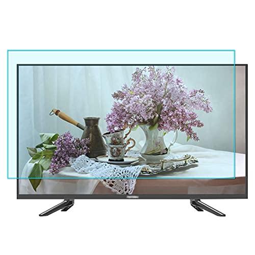 AMDHZ Adecuado para LCD, LED, 4K OLED y QLED y Pantalla Curva, Protector de Pantalla, Luz Azul Anti Monitor Anti UV, Prevenir la miopía (Color : Matte Version, Size : 60 Inch 132X*749mm)