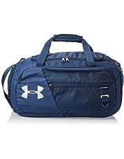 حقيبة رياضية للذهاب الى صالة الالعاب الرياضية مصنوعة من قماش الدفيل 4.0 المتين من اندر ارمور