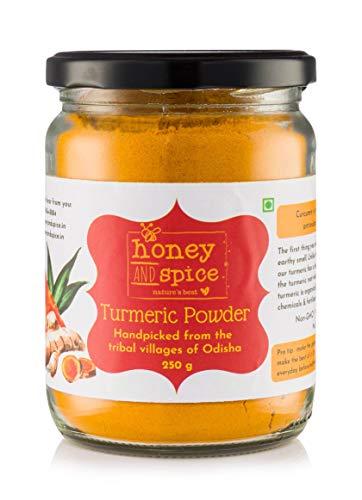 Honey Spice Turmeric Powder 250 G