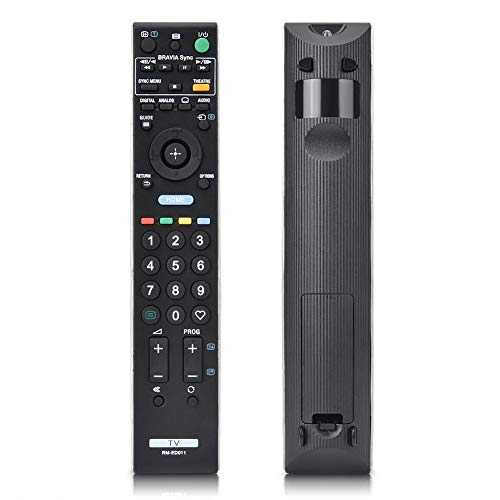 Telecommande RM-ED011 pour Sony Bravia TV Smart LCD LED HD,Télécommande pour Sony Bravia