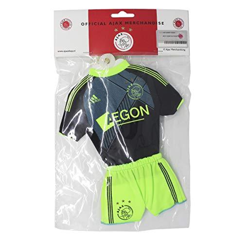 Ajax Amsterdam - Mini maillot avec ventouse 17 x 21 cm.