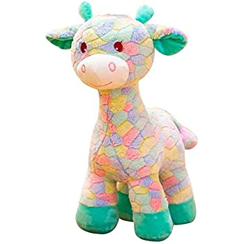 SCOOBA Kids Favourite Giraffe Soft Toy 30cm Height