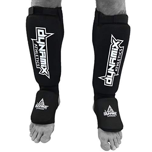 Dynamix Athletics Schienbeinschützer Nitro - Muay Thai MMA Kickboxen Stand Up Schienbeinschoner für Kampfsport und Sparring