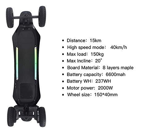 Elektro Skateboard FATSW  Elektrisches Longboard Bild 6*