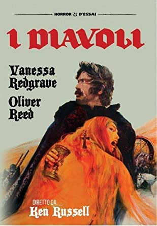 Die Teufel / The Devils (1971) ( Ken Russell's Film of The Devils ) [ Italienische Import ]