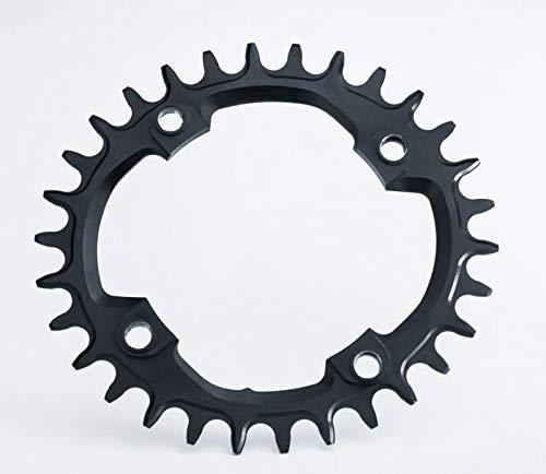 Garbaruk 94BCD Kettenblatt Oval für SRAM Black Ausführung 38T 2021 Kettenblätter