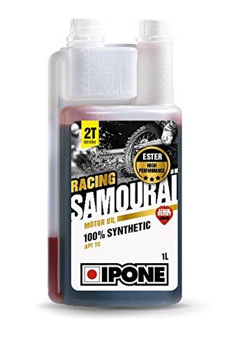 Ipone Samourai Racing - Aceite de Motor de 2Tiempos, Rendimiento 800090, Fresa
