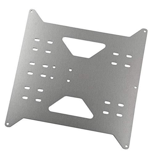 For Wanhao Duplicator i3 /Monoprice Maker Select V1/V2/V2.1/Plus 3D printers Upgrade Y Carriage Plate 3D Printer Parts