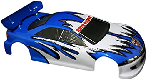 rotcat Racing Road Auto Body (1 10  ab), blau Weiß